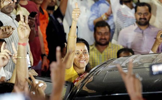 Supriya Sule 'Rightful Heir' To Sharad Pawar's 'Great' Legacy: Milind Deora