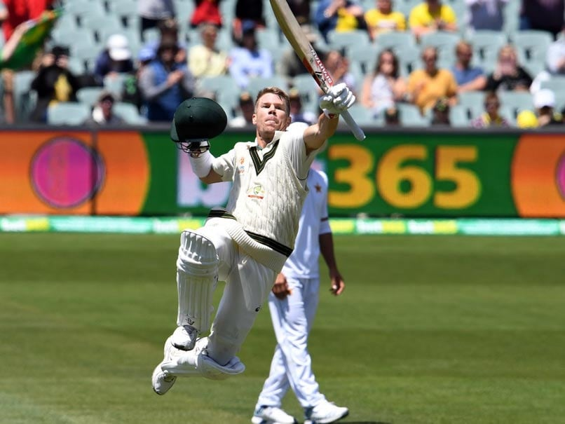 David Warner Scores Triple Hundred, Breaks Several Records In 2nd Test Against Pakistan