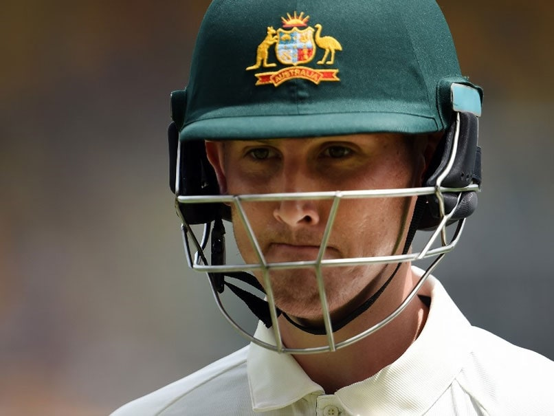 Nic Maddinson Pulls Out Of Australia A vs Pakistan Clash On Mental Health Grounds
