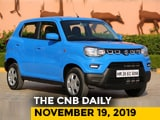 Video : Maruti Suzuki S-Presso Sales, RE Customization Program, Bajaj Chetak