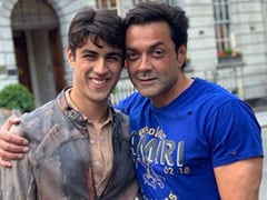 Bobby Deol On Son Aryaman's Bollywood Career: 'One Day, He'd Want To Be An Actor'