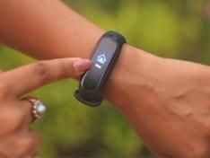 A Fitness Tracker to Keep Fit Post Diwali!