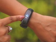 A Fitness Tracker to Keep Fit Post Diwali!
