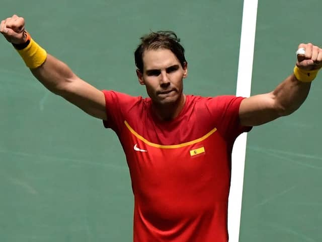 Davis Cup: Rafael Nadal Leads Spain Comeback Against Russia