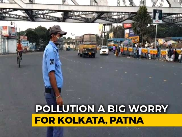 Video: Spike In Air Pollution In Eastern India