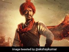 अक्षय कुमार ने शेयर किया अजय देवगन की फिल्म का पोस्टर, बोले- मैंने तुम्हारे ग्राफ को लगातार...