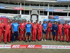 टीम इंडिया ने की आईएएफ ऐरोबेटिक टीम से मुलाकात