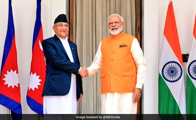 'Vested Interests...': India's Response Amid Row With Nepal Over New Map