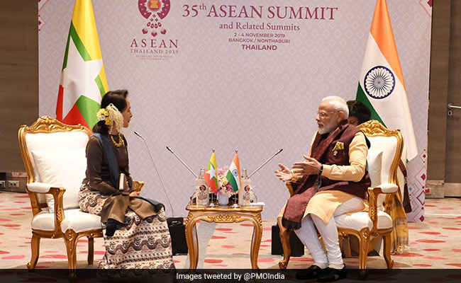 India Expresses 'Deep Concern' At Myanmar Coup, Monitoring Closely