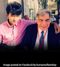 How A 27-Year-Old Got The Dream Job With Ratan Tata