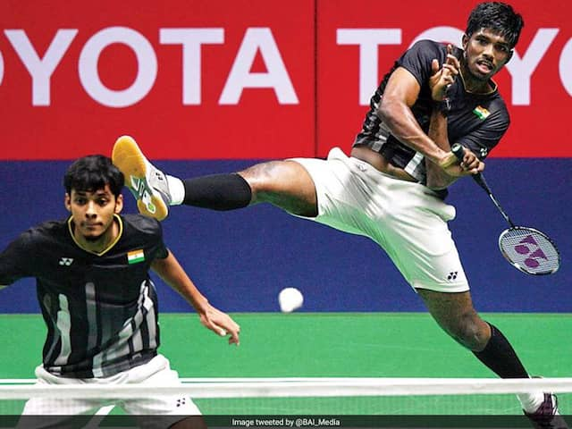 China Open: Chirag Shetty-Satwik Rankireddy March Into Mens Doubles Semi-Finals