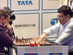 Tata Steel Chess: Anand Tied Fifth, Carlsen On Course To Win
