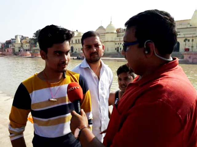 Video : NDTV Speaks To Locals On Top Court Verdict, Security In Ayodhya