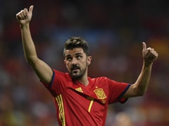 Spain's All-Time Top Scorer David Villa Announces Retirement