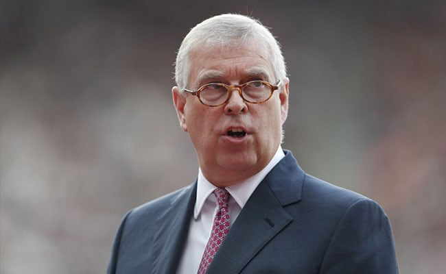 UK's Prince Andrew Sued By Jeffrey Epstein Accuser Over Alleged Sex Abuse