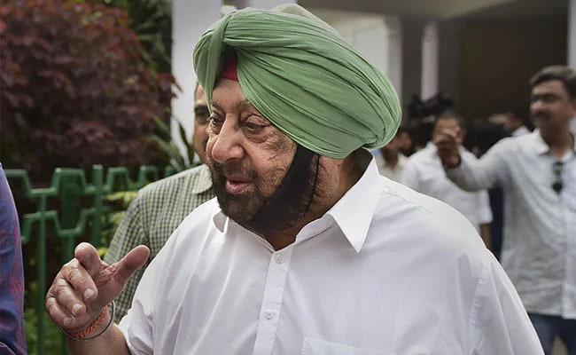 Punjab Stands To Lose Rs 50,000 Crore In Revenue Due To COVID-19: Amarinder SIngh