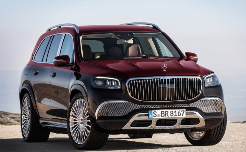 The Mercedes-Maybach GLS 600 will go on sale globally in the second half of 2020