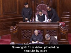 Rajya Sabha Marshals Back In Indian Attire After Row Over New Uniform