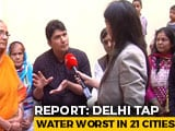 Video : Delhi Water Undrinkable? NDTV's Ground Report