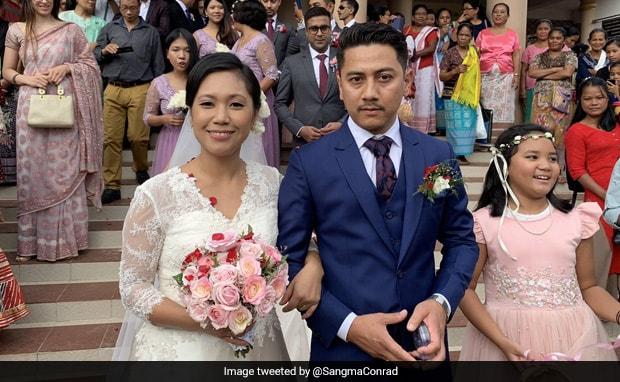 'Wishes To Newly-Weds': PM Congratulates MP Agatha Sangma On Her Wedding