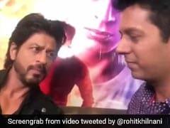 शाहरुख खान से पत्रकार ने मांगे 5 मिनट तो किंग खान बोले- मेरी लाइफ है, 5 सेकेंड भी क्यों दूं...देखें Video