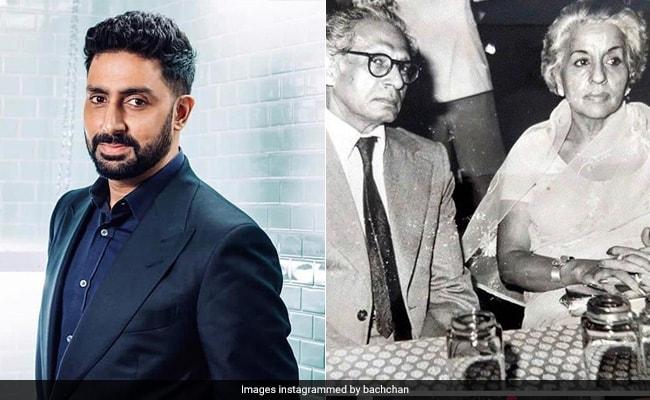 Abhishek Bachchan Remembers Grandfather Harivansh Rai Bachchan On His 112th Birth Anniversary: 'Still Missed'