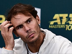 Rafael Nadal Racing To Be Fit For ATP Finals