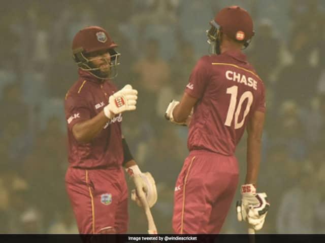 AFG vs WI 1st ODI: Roston Chase, Shai Hope hand their side easy win in 1st ODI