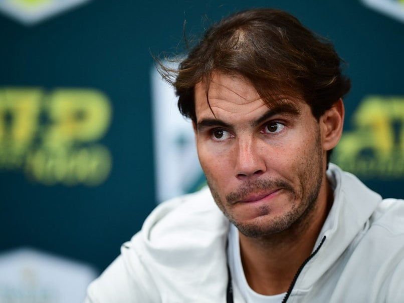 Paris Masters Rafael Nadal Pulls Out Novak Djokovic To Face Denis Shapovalov In Final Tennis News