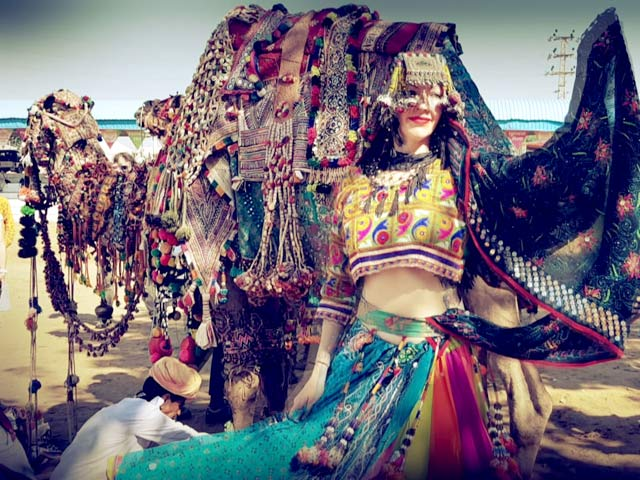 Video : Sponsored: Pushkar Mela - A Riot Of Colours And Cultural Extravaganza