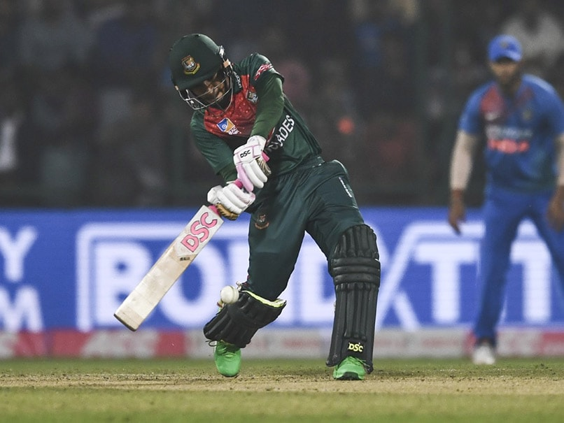 Mushfiqur Rahim Opts Out Of Bangladesh