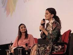 Video: तापसी पन्नू पर हिंदी भाषा को लेकर शख्स ने साधा निशाना, एक्ट्रेस ने यूं दिया करारा जवाब