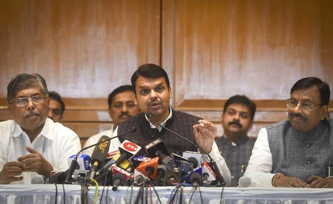 Maharashtra Election: No Decision On Maharashtra Invite At BJP Meet, Sena Keeps MLAs At Resort