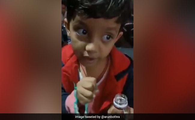 Viral: ভোরে স্কুলে যেতে অনীহা, ছোট্ট মেয়ের দাবি, ''মোদিজিকে একবার তো হারাতেই হবে''