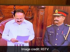 Rajya Sabha Marshals' New Uniform Upsets Army, Irks Elders