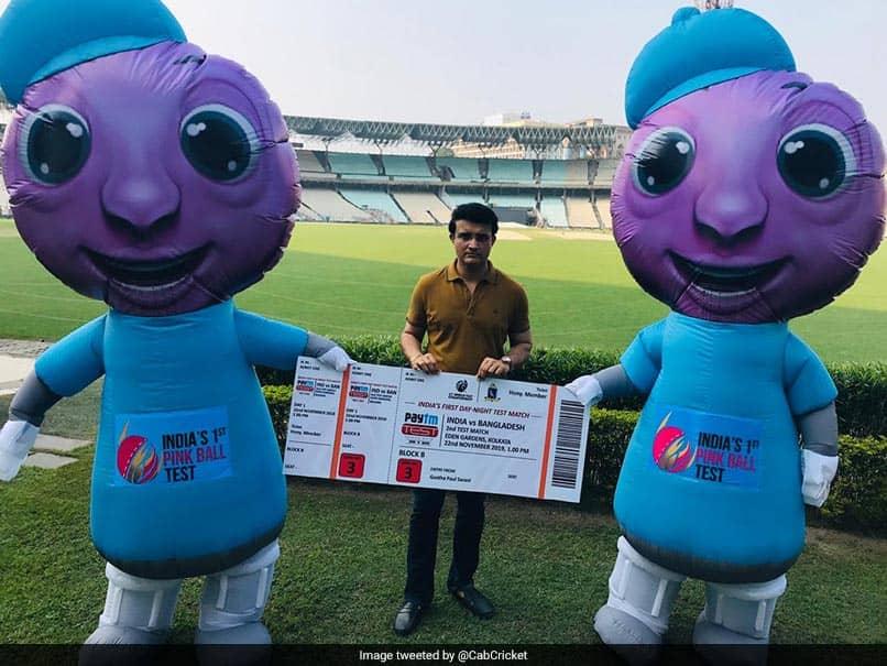 "India vs Bangladesh: ""Great"" Virat Kohli Will Get Full House At Eden Gardens, Says Sourav Ganguly"