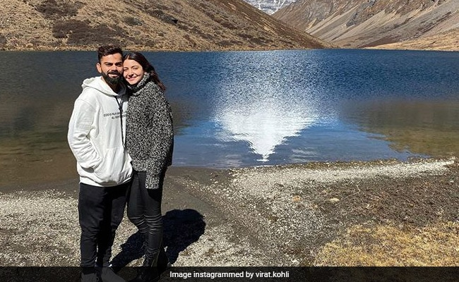 More Pics From Anushka Sharma And Virat Kohli's Holiday In The 'Lap Of The Himalayas'
