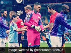 Ederson To Miss Manchester City's Match Against Liverpool With Injury
