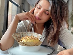 Priyanka Chopra Found 'Cash In Her Dessert' And 'That's A First'