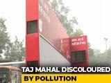 Video : Air Purifier Van Deployed At Taj Mahal To Tackle Pollution