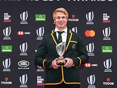 Pieter-Steph Du Toit Player Of Year As Springboks Sweep World Rugby Awards