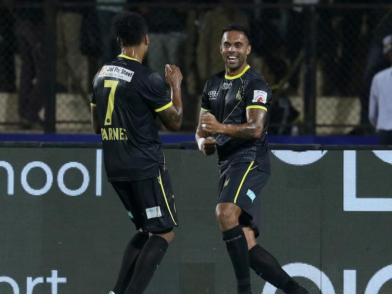 ISL: Late Robin Singh Strike Helps Hyderabad FC Hold Bengaluru FC 1-1