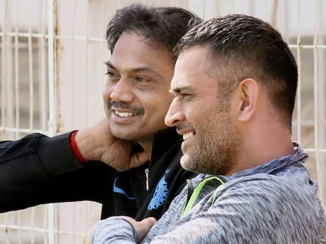 Former Chief Selector MSK prasad reveals why MS Dhoni was excluded from ODI and...