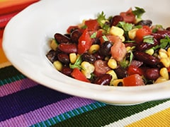High-Protein Diet: This Healthy Rajma Chaat Packs In A Protein Punch With Delicious Flavours