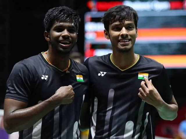 China Open Semi Final 2019 Satwiksairaj Rankireddy-Chirag Shetty Badminton Mens Doubles Live Score: Chirag Shetty-Satwiksairaj Rankireddy Eye Final Berth, Face Top Seeded Indonesian Pair