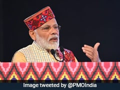 "Global Investors Meet: ""Himachal Pradesh Has Huge Investment Potential,"" Says PM Modi"