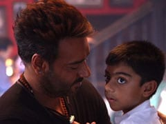 Ajay Devgn And Son Yug, 9, Mobbed In Ajmer Sharif Dargah. Video Goes Viral