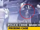 Video : New Video Of Delhi Court Clash Shows Lawyers Chasing Woman Officer