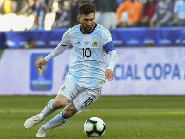 Lionel Messi returns to Argentina squad for friendlies against Brazil and Uruguay