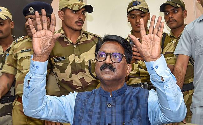 BJP 'Hurt The Pride' Of Thackeray Family, Says Shiv Sena's Arvind Sawant
